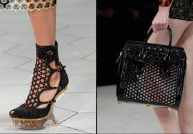 Неделя высокой моды в Париже 2013 - Alexander McQueen