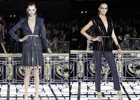 Неделя высокой моды в Париже 2013 - Versace