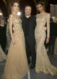 Неделя высокой моды в Париже 2013 - Zuhair Murad