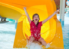 Весенние каникулы в аквапарке