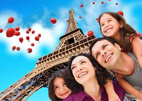 Интересная поездка всей семьей за границу