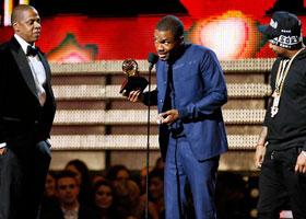 Премия Грэмми 2013 - Jay-Z