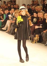 Детская мода 2013 - Виктор Анисимов