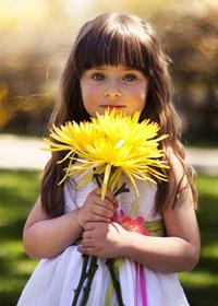 Признаки весенней аллергии