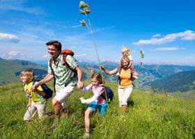 Здоровый отдых для всей семьи