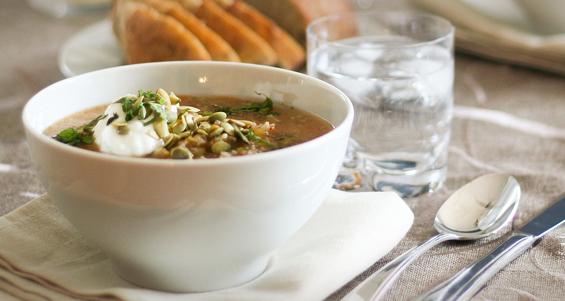 Рецепты летних супов