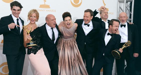 Номинанты и победители Emmy Awards 2013