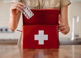 Какие лекарства необходимы в отпуске?