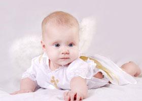 Крещеный ребенок